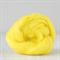 Merino wool tops / roving 19 micron – Sun - 50 gm