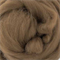 Merino wool tops / roving 19 micron – Nut - 50 gm