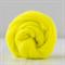 Merino wool tops / roving 19 micron – Electricity - 50 gm