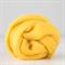 Merino wool tops / roving 19 micron – Yolk - 50 gm