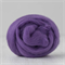Merino wool tops / roving 19 micron – Violet - 50 gm