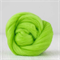 Merino wool tops / roving 19 micron – Mint - 50 gm