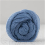 Merino wool tops / roving 19 micron – Jeans - 50 gm