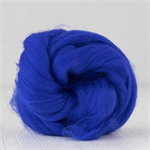 Merino wool tops / roving 19 micron – Peacock - 50 gm