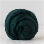 Merino wool tops / roving 19 micron – Wood - 50 gm