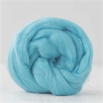 Merino wool tops / roving 19 micron – Water - 50 gm