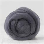 Merino wool tops / roving 19 micron – Storm - 50 gm