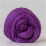 Merino wool tops / roving 19 micron – Theatre - 50 gm