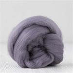 Merino wool tops / roving 19 micron – Fog - 50 gm