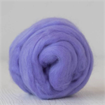 Merino wool tops / roving 19 micron – Lilac - 50 gm