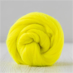 Merino wool tops / roving 19 micron – Electricity - 50 gm