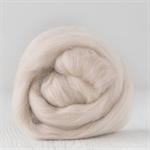Merino wool tops / roving 19 micron – Sand - 50 gm