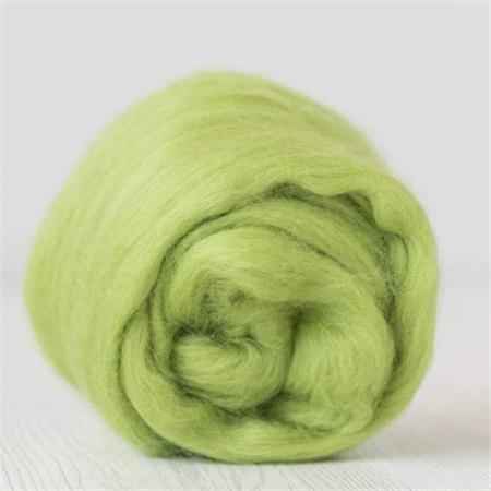 Merino wool tops / roving 19 micron – Caipirinha - 50 gm