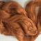 Viscose tops / roving - 20 gm - Cinnamon