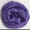 Viscose tops / roving - 20 gm - Violet - medium purple