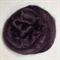 Viscose tops / roving - 20 gm - Purple Grape