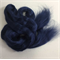 Viscose tops / roving - 20 gm - Taureg - Navy blue