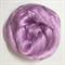Viscose tops / roving - 20 gm - Primrose - pink / mauve