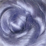 Viscose tops / roving - 20 gm - Lavender