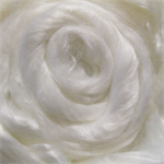Viscose tops / roving - 20 gm - White