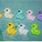 FLUFFY DUCK EMBELLISHMENTS - 50 PACK
