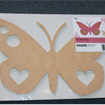 Kaiser craft wooden butterfly
