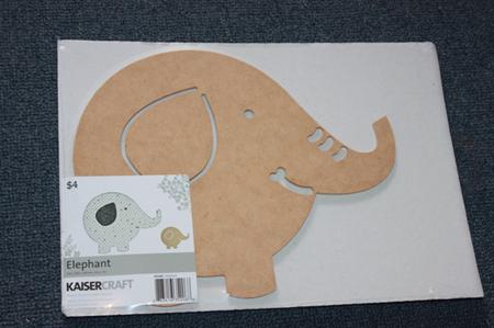 Kaiser craft wooden Elephant