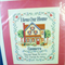"Counted Cross Stitch Kit ""Bless Our Home"""