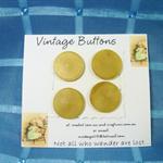 'Vintage Buttons'  Set 6.