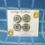 'Vintage Buttons'  Set 7