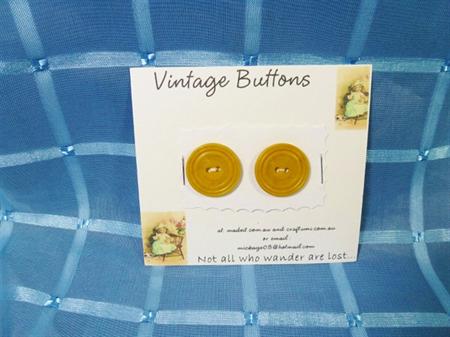 'Vintage Buttons'  Set 1.