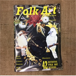Magazine - Folk Art in Australia by Lyla Kimble
