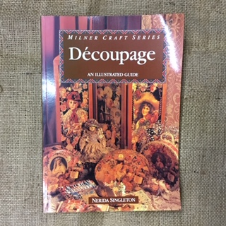 Book - Decoupage by Nerida Singleton