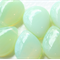Pear Shaped Drops 12*16mm Peridot Green (8 Pieces)