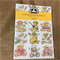 Leaflet - DMC Counted Cross Stitch - Teddies