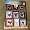 Leaflet - Cross My Heart - Roosters and Hens