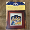 Leaflet - DMC Nativity scene and Floral cross stitch charts