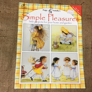 Book - Simple Pleasures by Peggy Trabalka