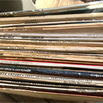 Vintage Album Covers x 30 from Vinyl 12 inch Records for DIY Crafting Craft 30.5