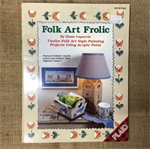 Book - Folk Art Frolic by Diane Capoccia