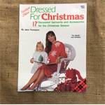 Book - Dressed for Christmas by Jane Thompson