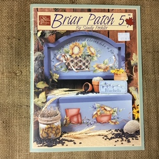 Book - Briar Patch 5 by Sandy Fochler