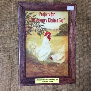 "Book - Projects for ""The Country Kitchen Too"" by Tracey Sims"
