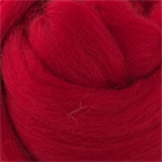 Merino wool tops / roving 19 micron – Fire - 50 gm