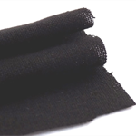 BLACK WovenFuse Interfacing - 5m cut
