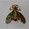 Colourful Moth needle minder