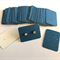 50 Earring Display Cards BLUE