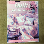 Book - Quilts for all Seasons