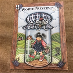 Book - Worth Preserving by Kathleen Foster