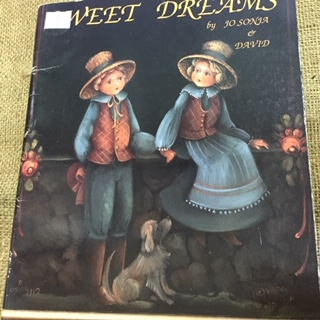Book - Sweet Dreams by Jo Sonja and David